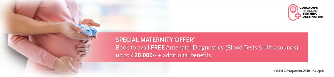 Maternity Hospital in Gurgaon