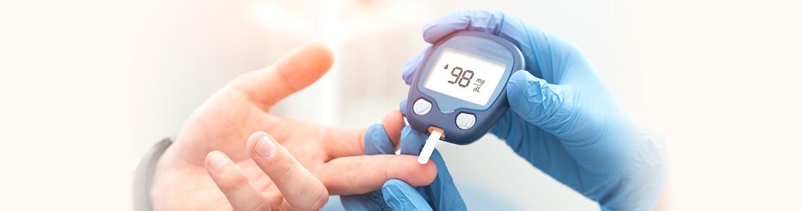 Complications in Diabetes