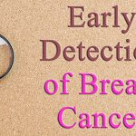 How can one detect breast cancer at the early stages?